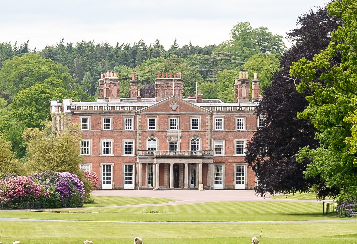 First in stately homes lecture series explores history of ...